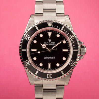 FS: 2001 Rolex Submariner 14060M with Papers