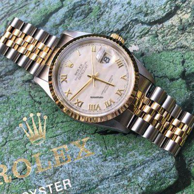 [WTS] Rolex datejust 36mm 16233-fantastic condition-box and papers-($6100)