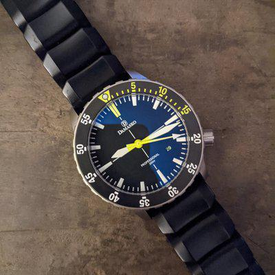 [WTS] Damasko DSub1 (Repost with Price Reduction)