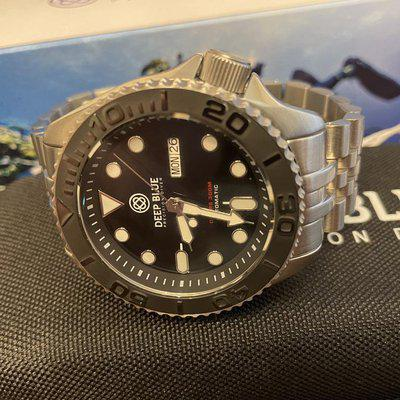 FS: Deep Blue Military Diver 300 - Reduced! Now $155.