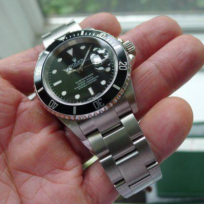 FS: NEW OLD STOCK (NOS) Rolex Submariner 16610 D Serial Collector Set