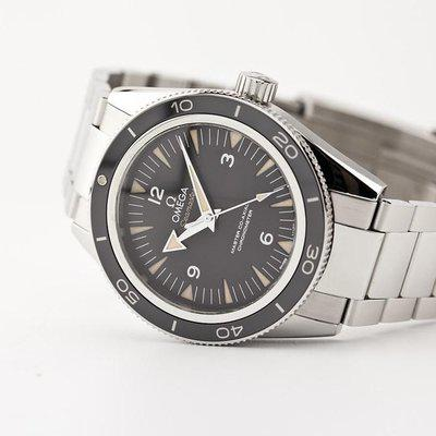 """fsot - Omega Seamaster 300 """"Vintage"""" Master Co-Axial 233.30.41.21.01.001 (excellent)"""