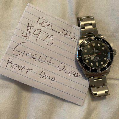 [WTS] Ginault Ocean Rover 1