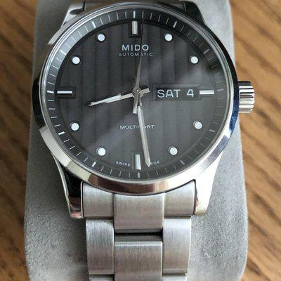 [WTS] Mido Multifort Gent - 38mm - Excellent Condition