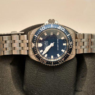 FS: SCURFA M.S.19 Diver One with SCURFA Bracelet