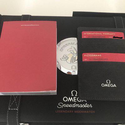 FS: Omega Speedmaster Professional Moonwatch Hesalite