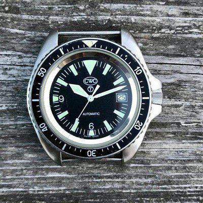 FS: CWC Royal Navy Diver Automatic Date