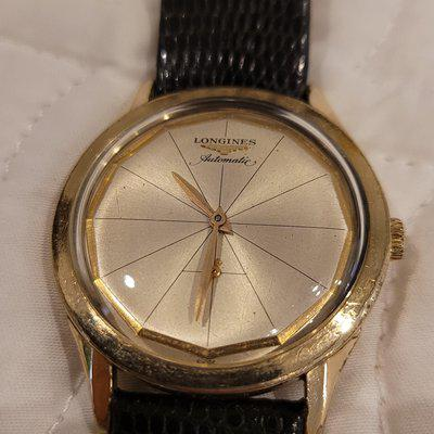 [WTS] Longines 1959 Spider Dial Pie Pan - $575