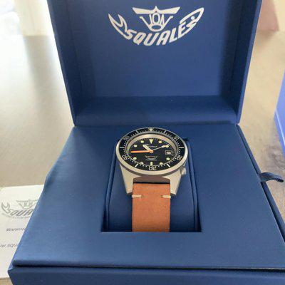 [Vends] Squale 1521 Blasted
