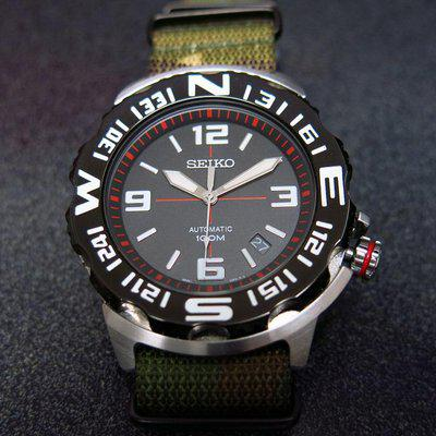 SOLD - Seiko Field Monster project SRP445