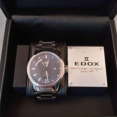 [WTS] Edox WRC Day Date Rally Timer