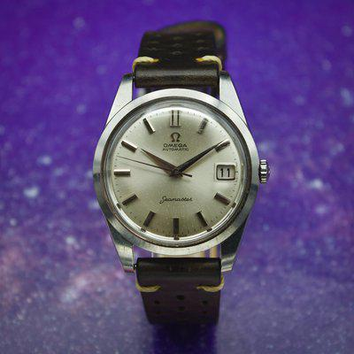 [WTS] 1963 Omega Seamaster 166.010 - Recent Service, Running at -2spd, Great Condition