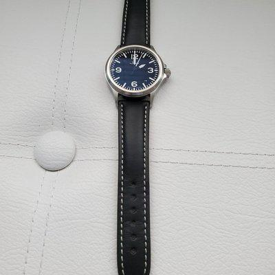[WTS] Sinn 556A on Like New Leather Strap, Still under Warranty, Full Kit w/ Box & Papers in Excellent Condition