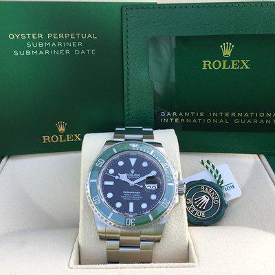 FS: Rolex Oyster Perpetual Submariner 126610LV