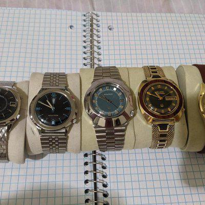 [WTS] A few Bulova Accutrons 218 Tuning Forks - 1970s