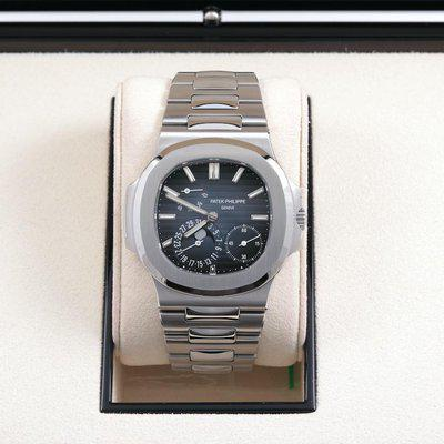 FS: 2021 Patek Philippe Nautilus Moon Phase 5712 Steel Box/Papers 5712/1A-001
