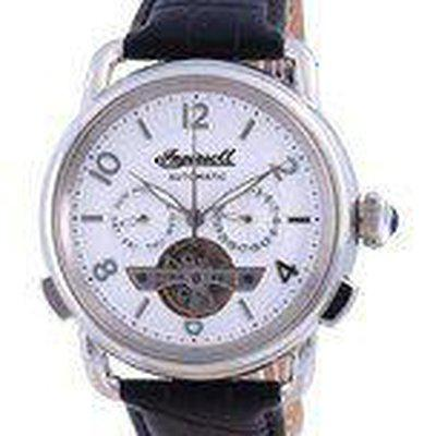 FS: Ingersoll The New England Silver Dial Open Heart Automatic I00903B Men's Watch FREE WORLDWIDE SHIPPING