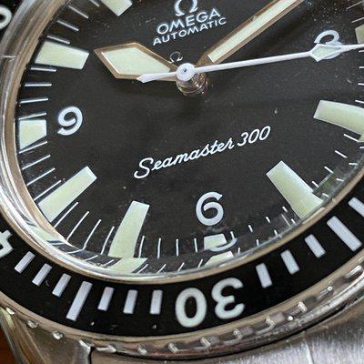 [WTS] Fine example of the Omega Seamaster 300 from Watch. Ref. 165.024 w/Omega Bracelet