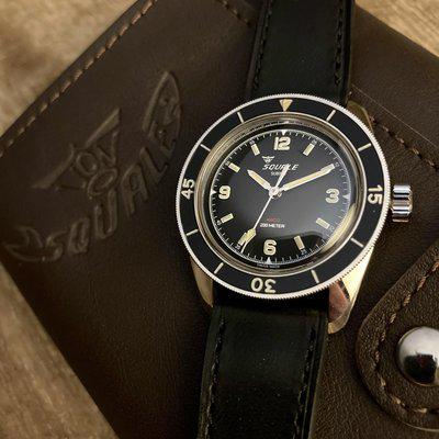 [WTS] Limited Edition NOS AWCo/Squale Subino