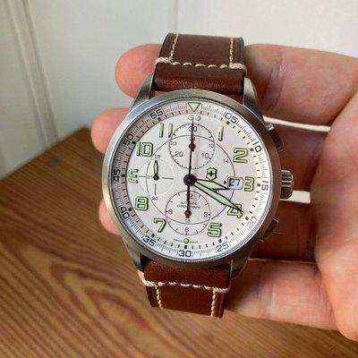 [WTS] Victorinox Airboss Automatic Chronograph - $375 shipped