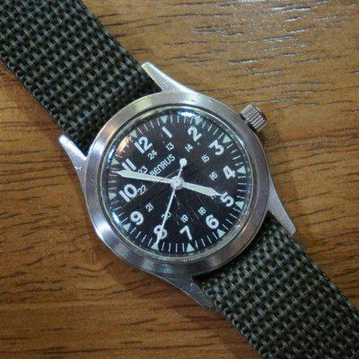[WTS] Benrus Military Field Watch