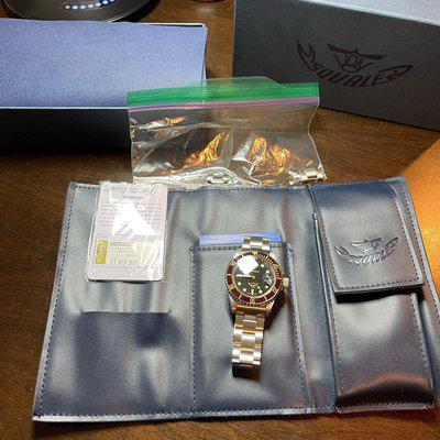SOLD Squale 20 ATMOS Heritage
