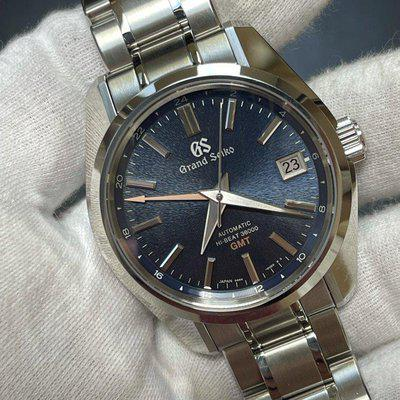 FS: Grand Seiko SBGJ235 GMT, Limited Boutique-Only Edition, Full Set, July 2021