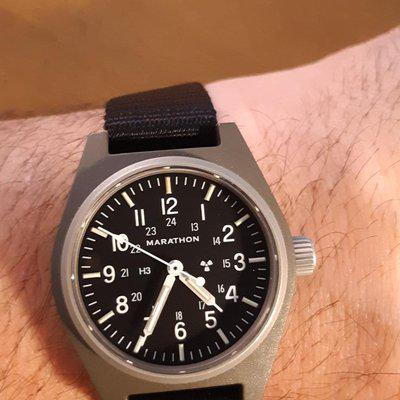 [WTS] Marathon General Purpose Mechanical (with extra straps)