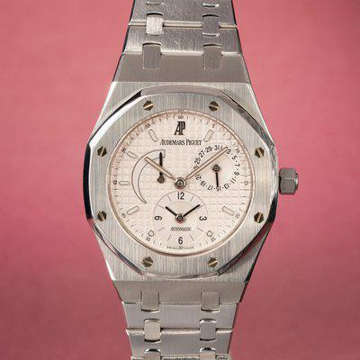 FS: Audemars Piguet Royal Oak Dual Time 25730ST