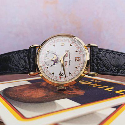 FS: 1982 Jaeger-LeCoultre 141.008 Triple Date Moonphase with Papers