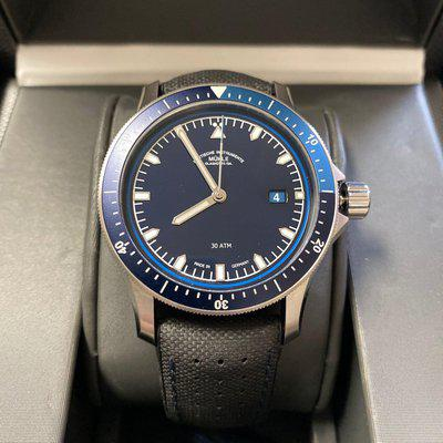 FS: Mühle-Glashütte Promare Go with box and papers $1400