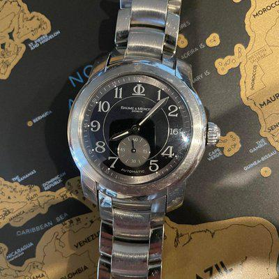 [WTS] Baume & Mercier, $200 Price Reduction, Repost, $750 down from $950