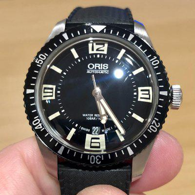 Oris 1965 reissue PICs added UK based, for sale DISCONTINUED MODEL