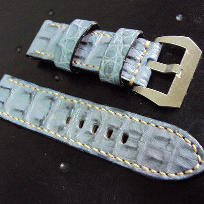 FS:Some Panerai custom watch straps A451~A460 include big horn crocodile strap band. Cheergiant straps