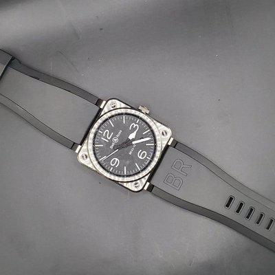 [WTS] Bell and Ross BR03-92 Steel watch-Very Good Pre-Owned [US]