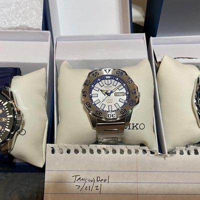 [WTS] Seiko SRP481K1 Baby Ice Monster.