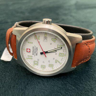 [WTS] Wenger Swiss Military Men's 72900 Classic Field Military Watch