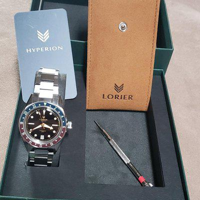 FSO: SOLD Lorier Hyperion