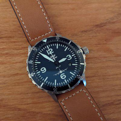 [WTS] Sinn 857 Boeing 747 50 Years Limited Edition for Lufthansa (Repost with Price Reduction)