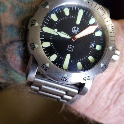 FS Boschett Original DWP Dive Watch $700.00 Possible Trades