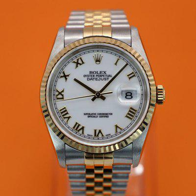FS: 1997 Rolex Datejust Ref. 16233 | Unpolished | Papers