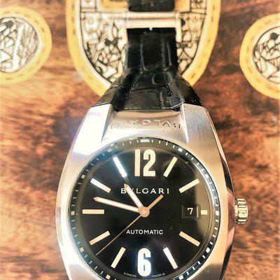 FS: Pre-owned Bulgari Ergon EG40S automatic (fully serviced)