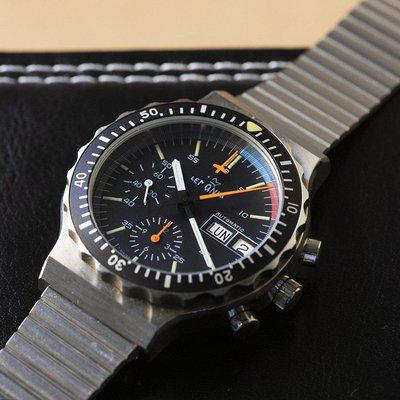 FS - Lemania chrono ref 11019; outstanding condition - price reduction