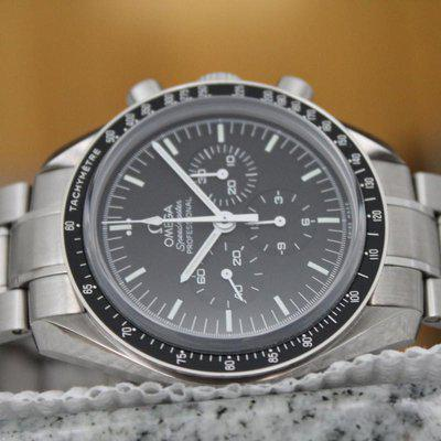 FS: OMEGA Speedmaster Moonwatch Professional 311.30.42.30.01.006 DISCONTINUED! WOW!!