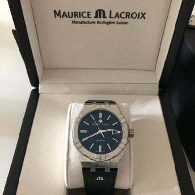 [WTS/WTT] Maurice Lacroix Aikon 42mm Automatic (with Leather and Metal bracelet) / Full Set, Located in EU