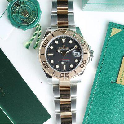 Rolex Yachtmaster | 268621 Steel and Everose Gold - Full Set