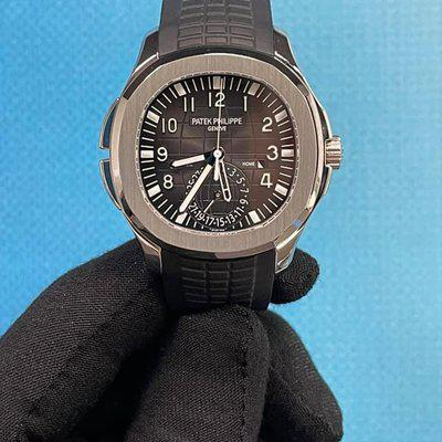 Patek Philippe 5164A Aquanaut Stainless Steel Travel Time