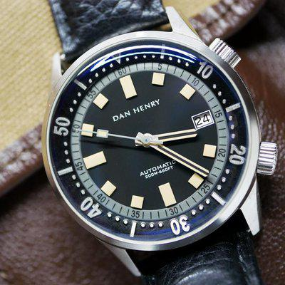 [WTS] Dan Henry Limited Edition Automatic Diver Compressor 1970 ($200)
