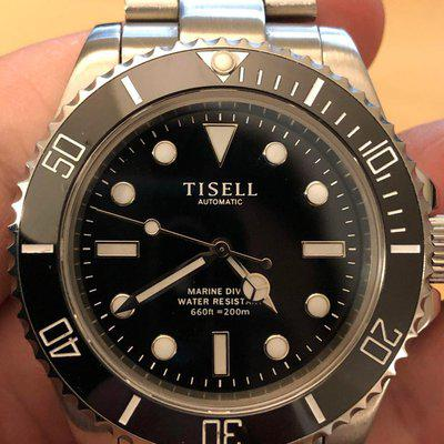 [WTS] Tisell Marine Diver No Date $180
