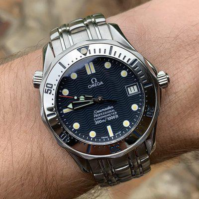 [WTS] Omega Seamaster Professional 36mm 2525.80 Fully Serviced by Omega 05/2021